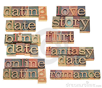 Dating, flirt  and romance
