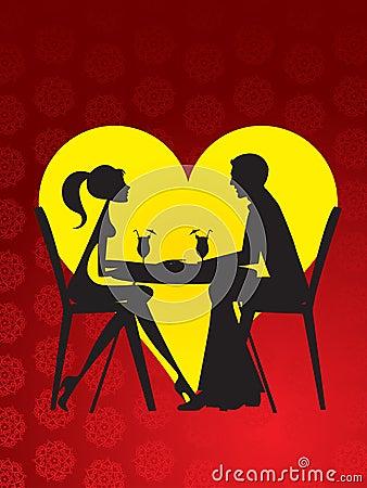 Dating - restaurant