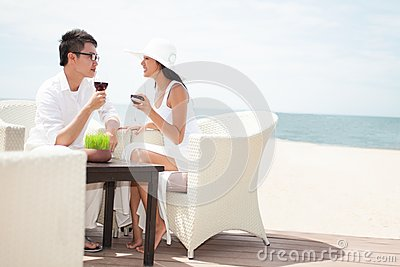 Dating by the sea