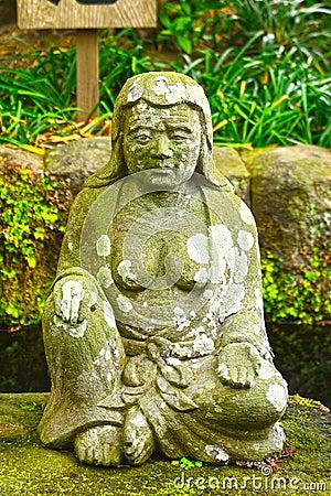 Free Datuse-ba Bodhisattva At Hase Dera Buddhist Temple, Kamakura, Ja Royalty Free Stock Images - 69715919