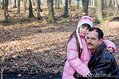 Daughter with Dad