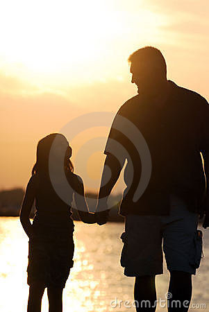 A Daughter's Love for Dad