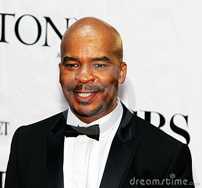 David Alan Grier Editorial Stock Photo