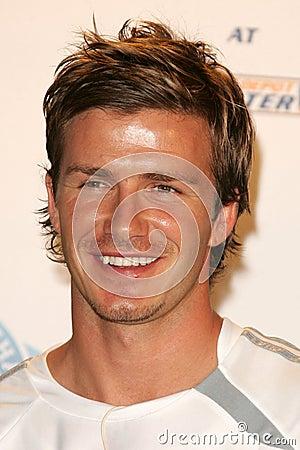 David Beckham Editorial Photo