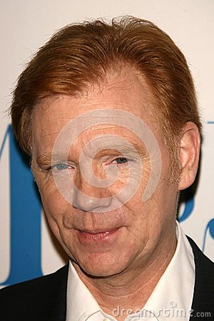 David Caruso Editorial Stock Image