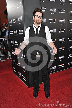 David Cook Editorial Stock Image