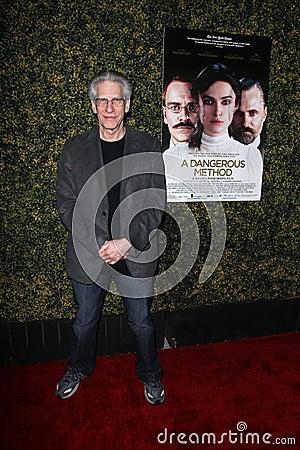 David Cronenberg, Samuel Goldwyn Editorial Photo