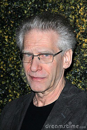 David Cronenberg, Samuel Goldwyn Editorial Stock Photo