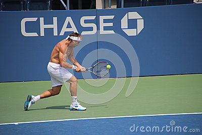 David Ferrer Editorial Stock Image