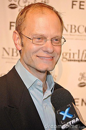 David Hyde Pierce Editorial Photography