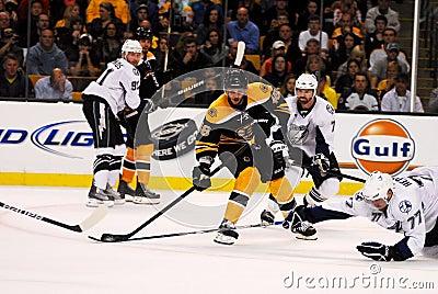 David Krejci Boston Bruins Editorial Stock Photo