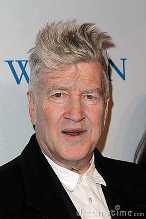 David Lynch Editorial Stock Image