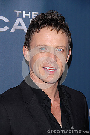 David Lyons,The Capes Editorial Stock Image
