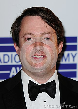 David Mitchell Editorial Stock Photo