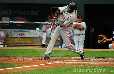 David Ortiz,  Editorial Stock Photo