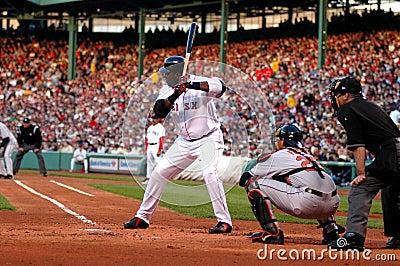 David Ortiz Boston Red Sox Editorial Photography