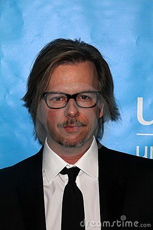 David Spade Editorial Stock Photo
