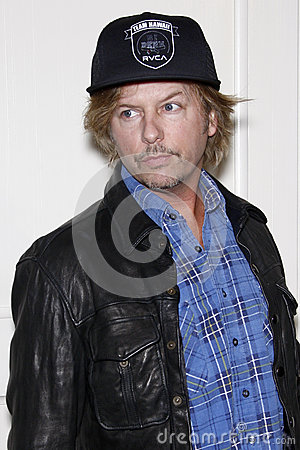 David Spade Editorial Photography