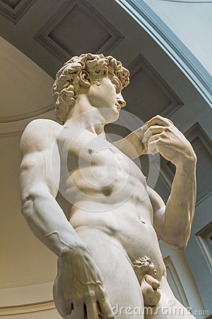 Free David Statue By Michelangelo Exposed In The Galleria Dell`Accademia Di Firenze Royalty Free Stock Photography - 82078287
