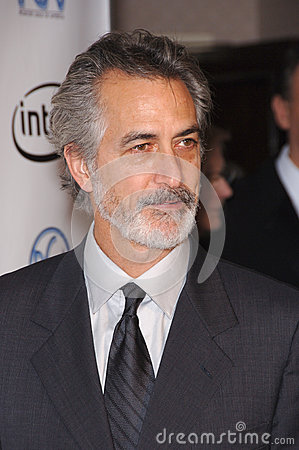 David Strathairn Editorial Stock Photo