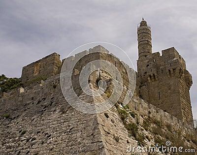 David tower Jerusalem , Israel
