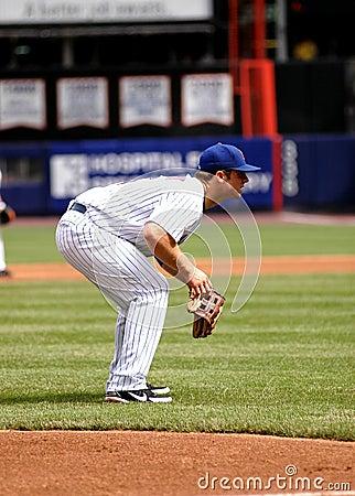 David Wright New York Mets Editorial Stock Image
