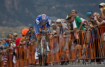 David Zabriskie, USA Pro Cycling Challenge Editorial Image