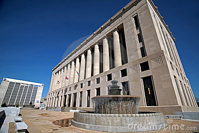 Davidson County Courthouse Nashville Tennessee