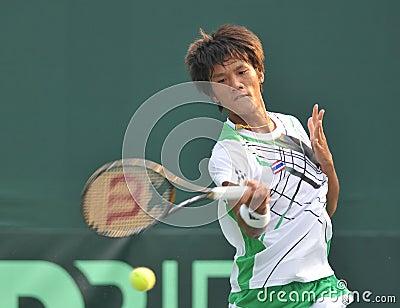 The Davis Cup 2010 Editorial Photo