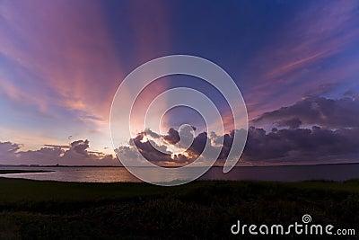 Dawn in Charleston