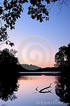 Dawn, Eagle Lake