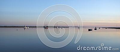 Dawn on the Estuary
