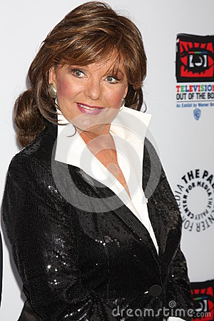 Dawn Wells Editorial Image