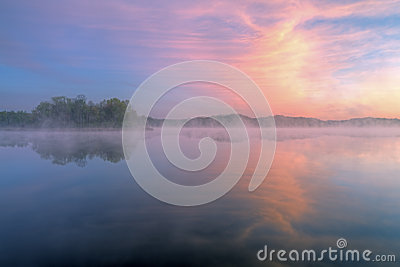 Dawn, Whitford Lake