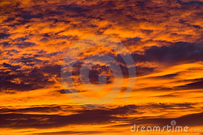 Dawning Stock Photo