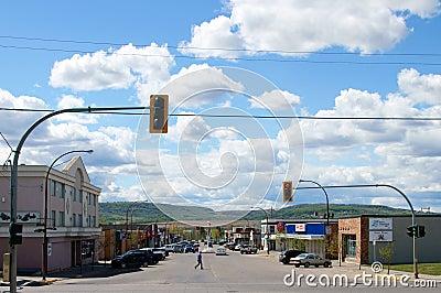 Dawson Creek British Columbia Canada