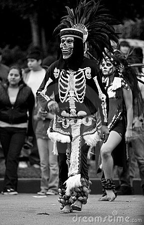 Day of the Dead Editorial Stock Photo