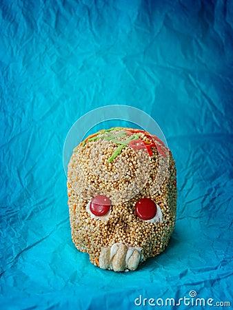 day of dead skull. DAY OF DEAD SKULL (click image