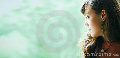 Day Dreaming Royalty Free Stock Photos - Image: 2715478