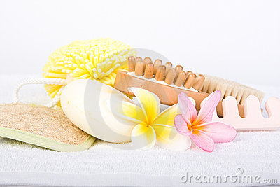 Day Spa Pedicure Items