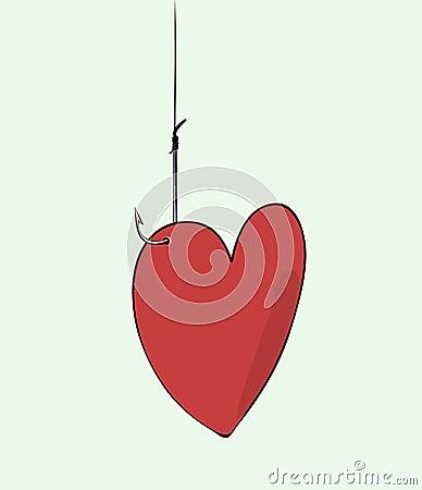 day valentine card creative