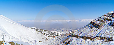 Day view of Erzurum