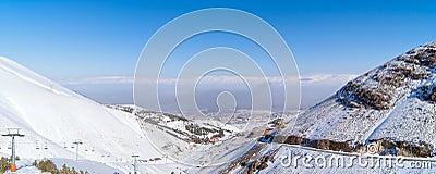 Day view of Erzurum