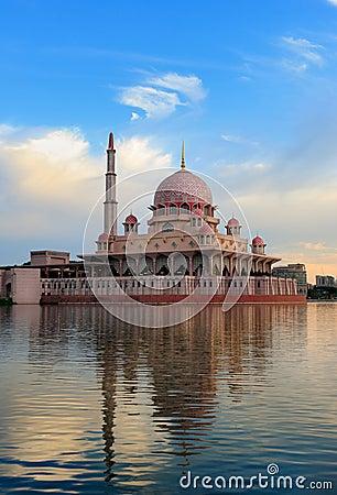 Day view of Putrajaya Lake, Malaysia
