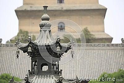 Dayan pagoda
