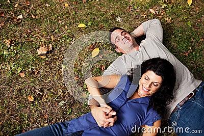 Daydream Park Couple