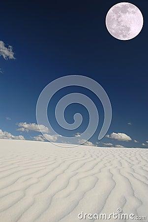 Free Daylight Moon Stock Photo - 8387900