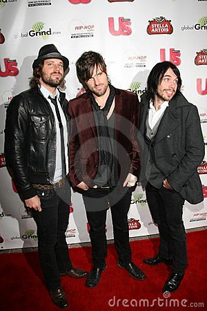 The Daylights at the  Celebration to Grammy Nominees  Post Grammy Party. Private Location, Beverly Hills, CA. 02-08-09 Editorial Stock Photo