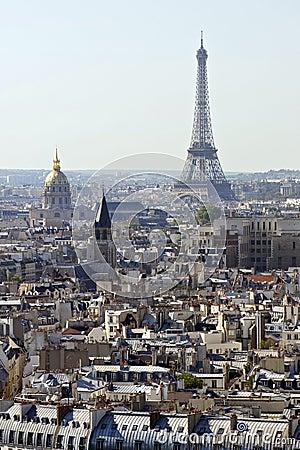 Daytime in Paris