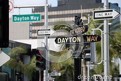 Dayton way Via Rodeo